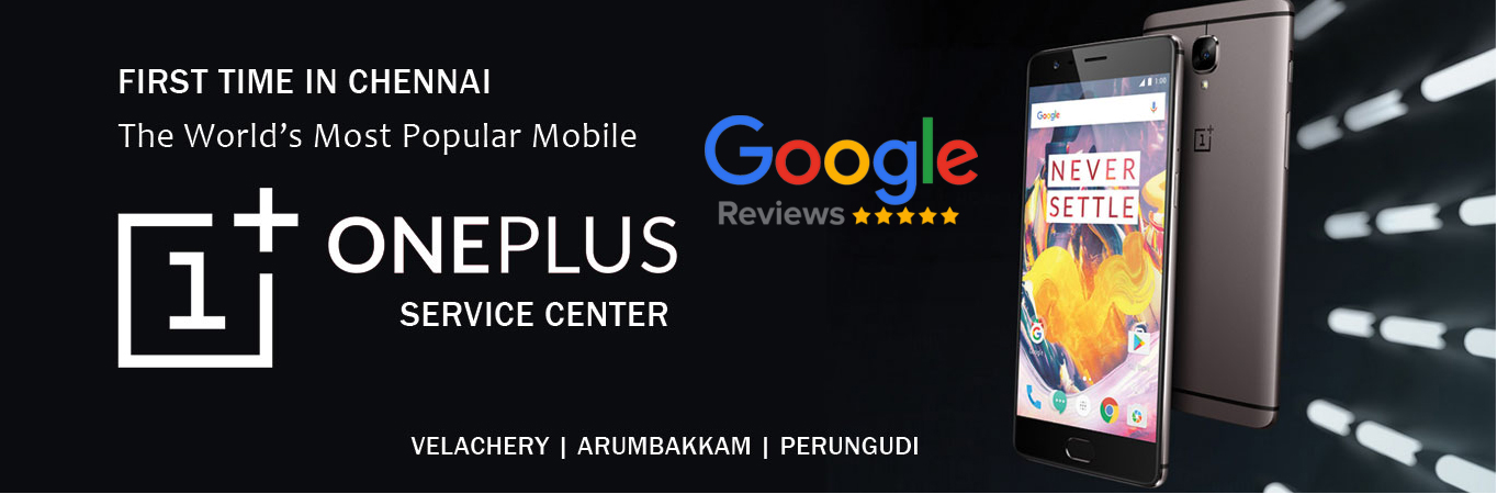 One plus service center in Chennai